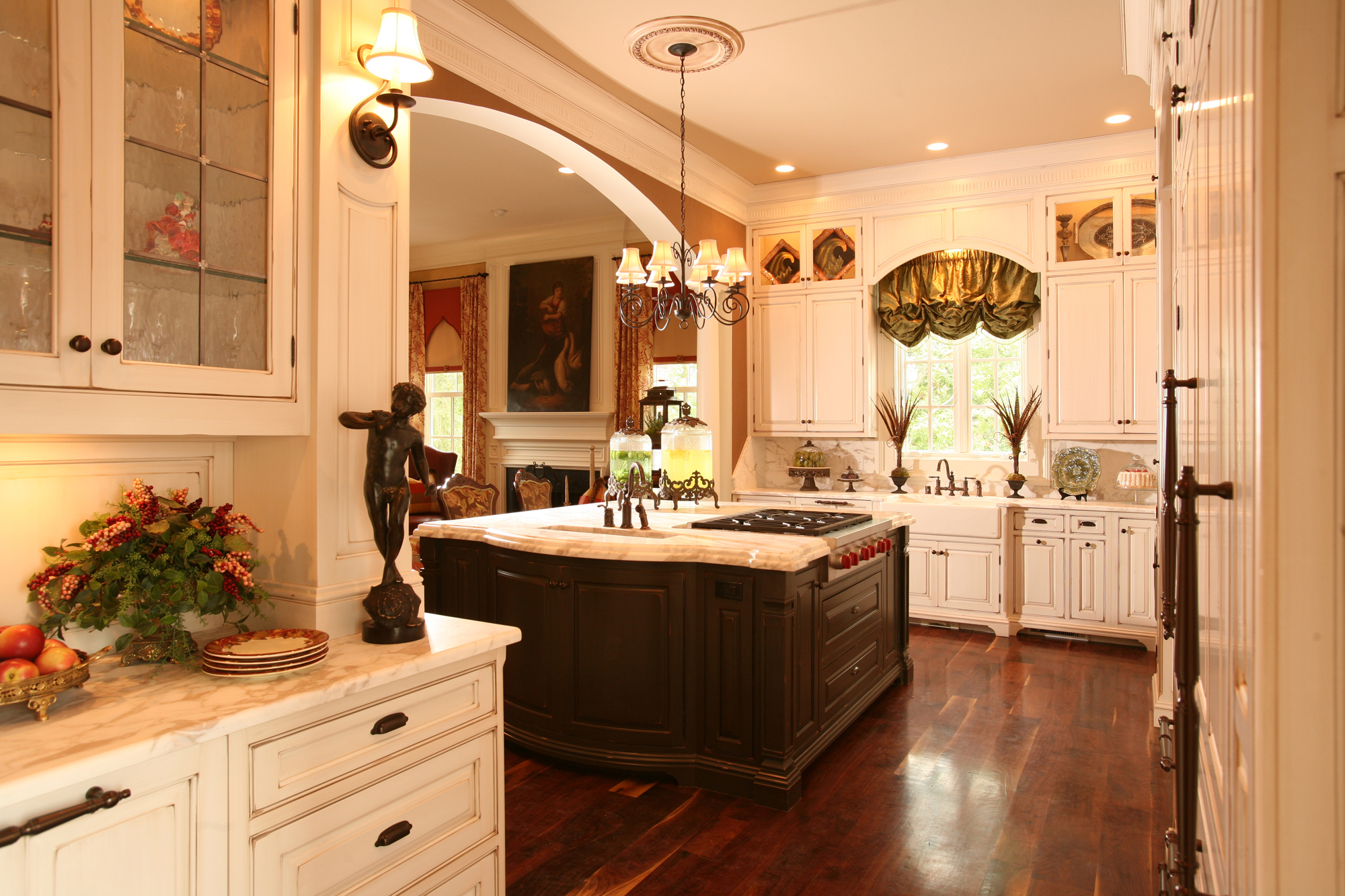 traditional kitchen black island mike s woodworking
