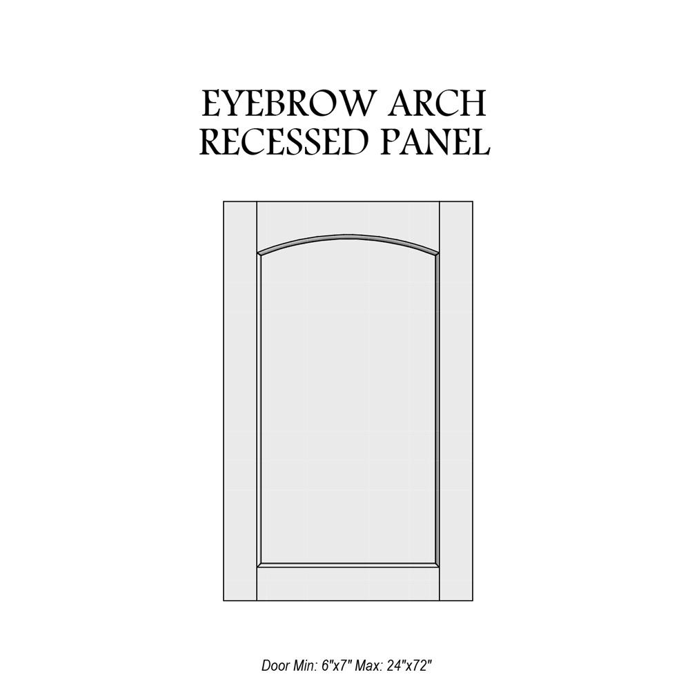 door-catalog-recessed-panel-eyebrow-arch