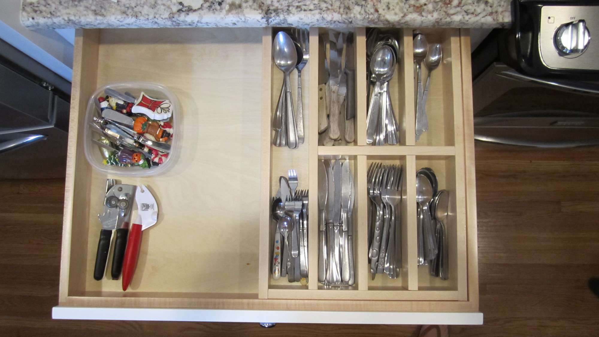 Silverware-Drawer