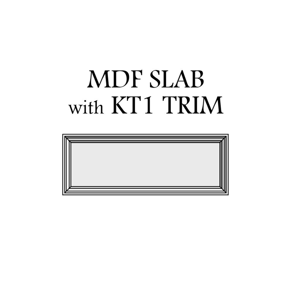 door-catalog-drawer-front-MDF-slab-with-KT1-trim