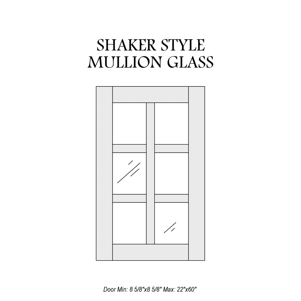 door-catalog-glass-panel-shaker-mullion